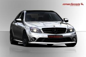 Mercedes-Benz C63 AMG by Romeo Ferraris 2010 года